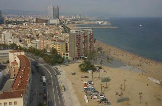 Barseloneta beach