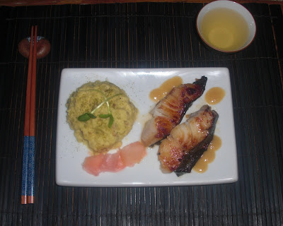 Kahakai Kitchen: Nobu's Black Cod With Miso Served With Easy Wasabi ...