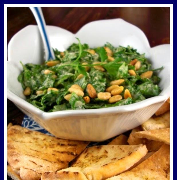 ... Kitchen: Greek Parsley Salad with Tahini Dressing (& Homemade Tahini