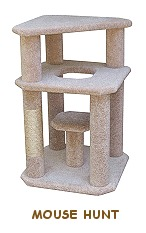 """Cool Cat Tree Plans: DIY Cat Tree Plans... """"Winging It"""" Wastes Time ..."""