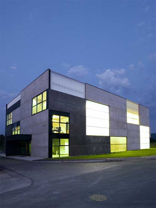 Container now container building design of office for Architecture industrielle