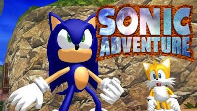 Test de Sonic Adventure (Dreamcast - XBLA)