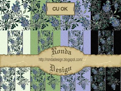 http://rondadesign.blogspot.com/2009/07/blaue-blutenmuster.html