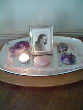 Our Anscestor Altar For Baba Chris
