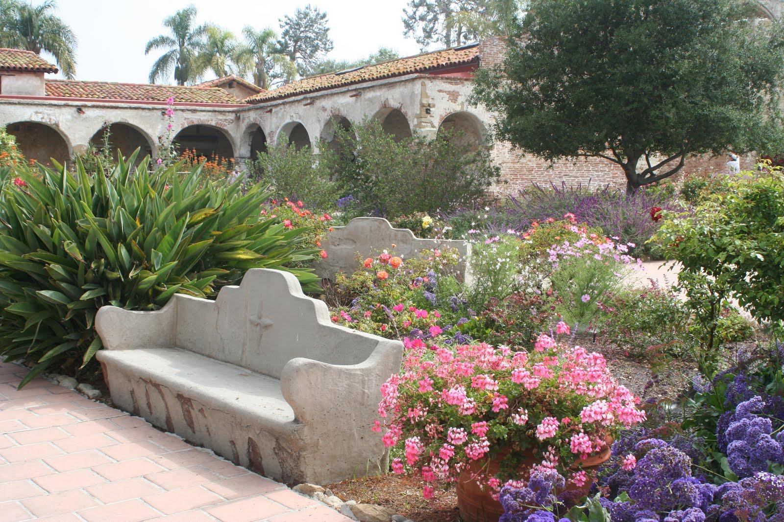 Western Sojourns: Travels With Camissonia: MISSION SAN JUAN CAPISTRANO (San  Juan Capistrano, Orange County, CA)