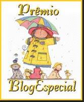 Prémio Blog Especial!