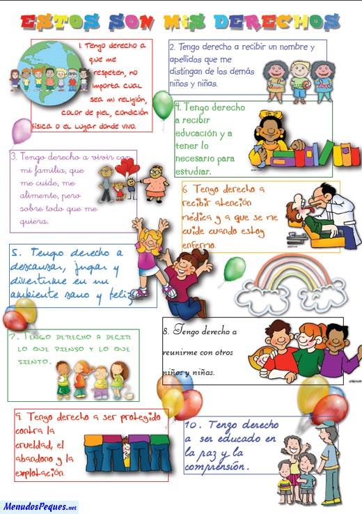 MAESTRA DE INFANTIL: 20 de Noviembre: día de los Derechos de los ...