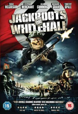 Filme Poster Jackboots on Whitehall DVDRip XviD & RMVB Legendado