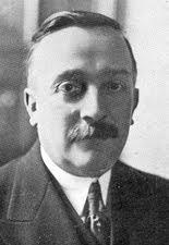 Le président du conseil de la quatrième république, Henri Queuille