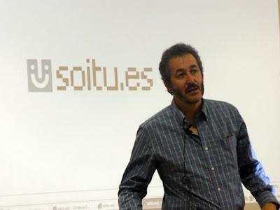 gumersindo lafuente, rédacteur en chef de soitu.es