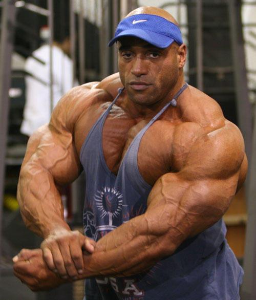 Dennis James Bodybuilder