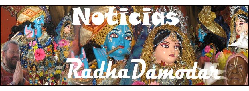 Noticias Gourangara Radha Damodar