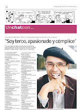 UN CHAT CON BETTO