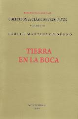 """""""Tierra en la boca"""" de CMM, un clásico"""