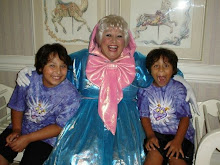 Wishing Cancer Away! A visit with the Fairy Godmother, 2006