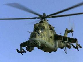 Helicóptero da Globo que 'filmou' tudo