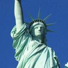 Dentro da Estátua da Liberdade