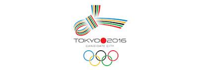 Logo Candidato Olimpíada 2016 Tóquio
