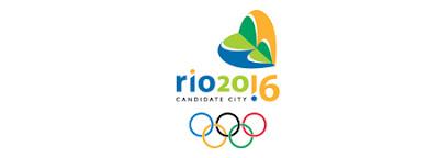Logo Candidato Olimpíada 2016 Rio