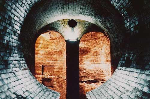 10 túneis subterrâneos assustadores