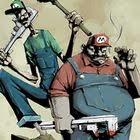 Filme de terror do Super Mario