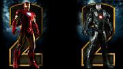 Vimos Iron Man 2 (iron man warmachine wallpaper)