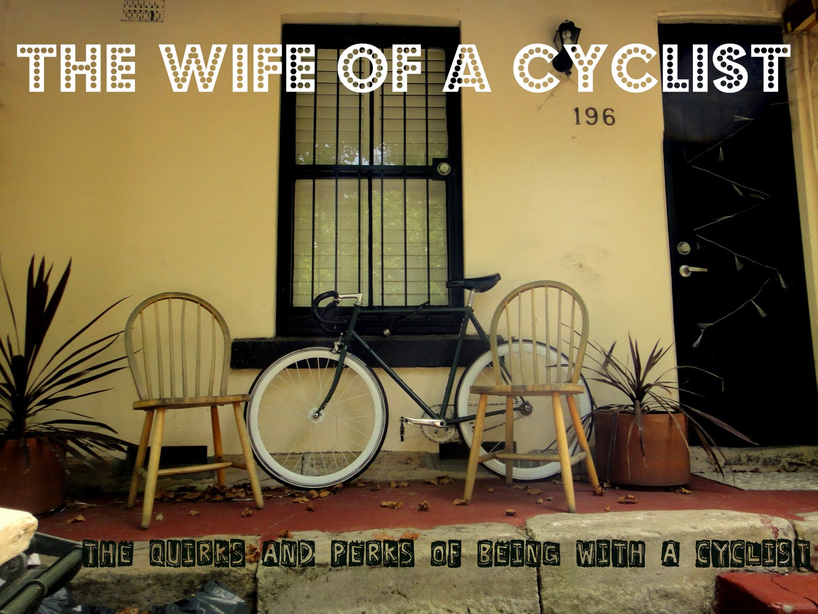 The Wife of a Cyclist