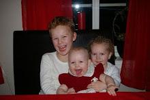Barna ønsker God Jul - 2009