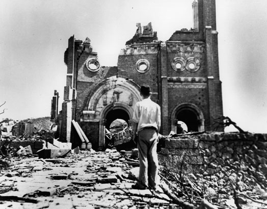 bombing of hiroshima and nagasaki. ombing of hiroshima