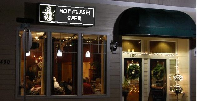 Hot Flash Cafe