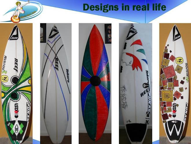 Surf boards alive!!!