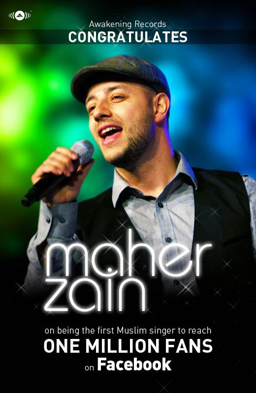 Maher Zain With His Wife And Daughter http://mohdzahier.blogspot.com/2010/10/congratulation-maher-zain.html