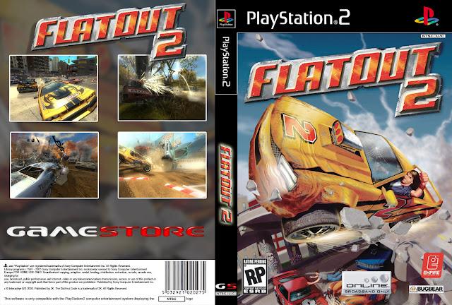 Download FlatOut 2 Portable -