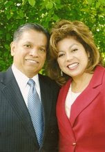 Mission President David Torres and Wife Maria Luisa Torres