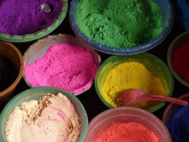 I colori dell' India