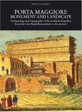 PORTA MAGGIORE: MONUMENT AND LANDSCAPE