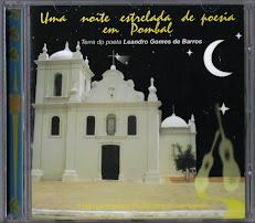 """CD """"Uma noite estrelada na cidada de Pombal"""""""