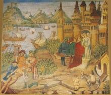 Aromatiche e Medio Evo