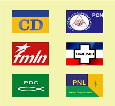 Partido Democrata Cristiano el Salvador Partido Democrata Cristiano