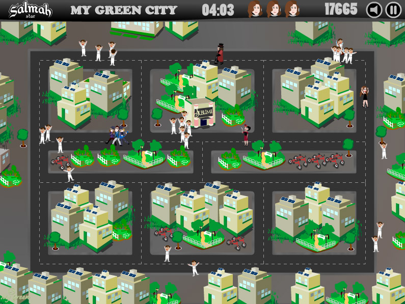 videojuegos accesibles my green city un videojuego ecol gico y accesible. Black Bedroom Furniture Sets. Home Design Ideas