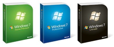 Cajas Windows 7