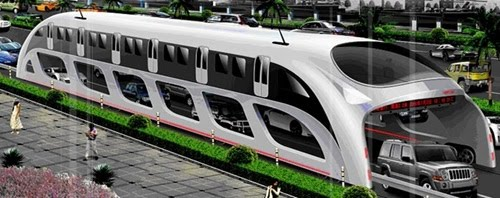 Autobús Tridimensional
