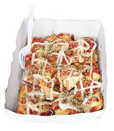 โรตีหน้่าพิซซ่า ไอเดียแปลกใหม่กับรสชาติที่หลากหลาย