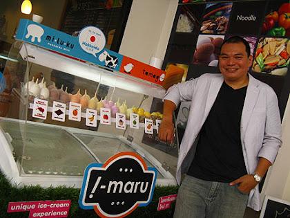 ไอศกรีมผลไม้รูปไข่ 'I-maru' สุดยอดแฟรนไชส์กับไอเดียสุดเจ๋ง หนึ่งเดียวในโลก, แฟรนไชส์