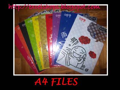 a4 files
