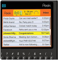 Aircel Peek Pocket Email device 1