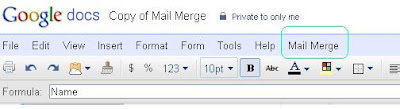 Send personalized email from Gmail 3