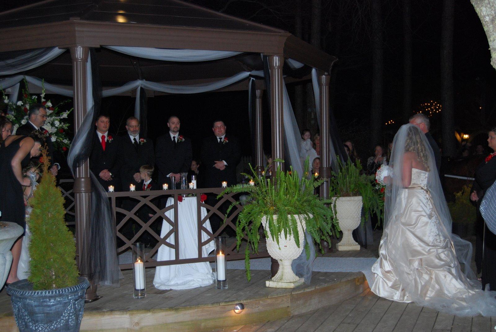 More weddings....