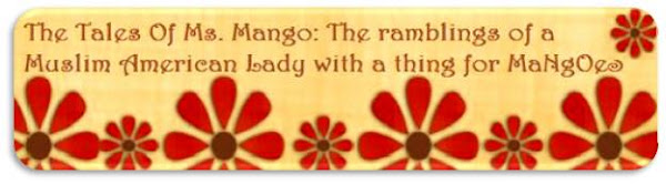 The Tales of Ms. Mango
