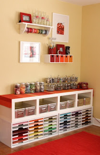 marions kuddelmuddel arbeits und bastelzimmer my craftroom. Black Bedroom Furniture Sets. Home Design Ideas